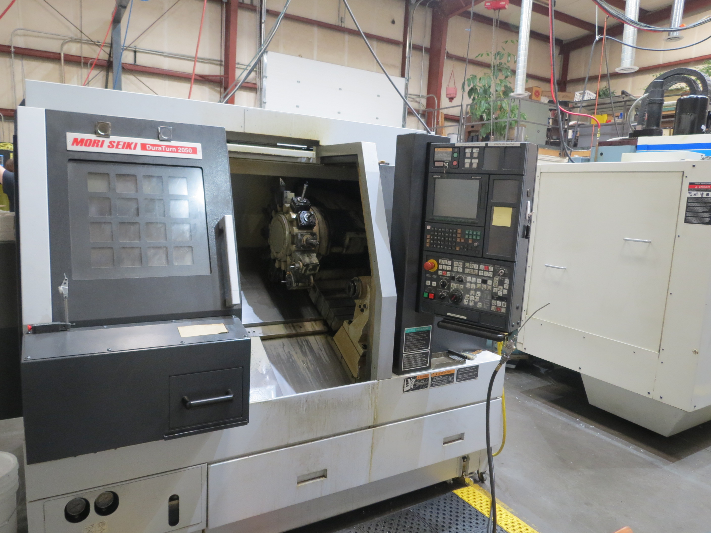 Mori Seiki Duraturn 2050MC